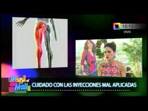 NEUROLOGIA - IPN   INYECCIONES MAL APLICADAS   WILLAX TV