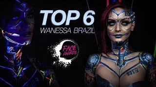 NYX Face Awards Brasil 2018 | Desafio 3 | TOP 06 - Perfeita como uma Ilusão
