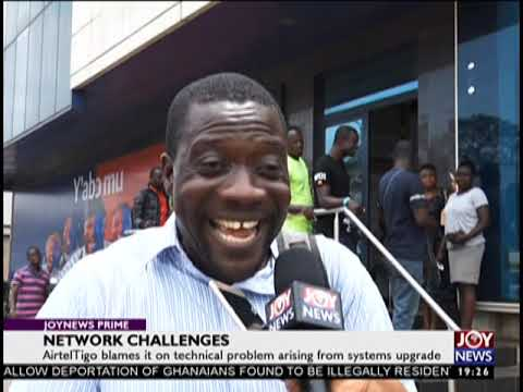 Network Challenges - Joy News Prime (25-9-18)