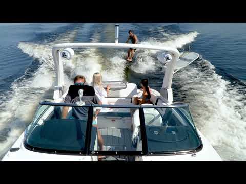Chaparral 257 SSX Surf video
