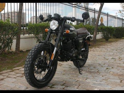 Ficha técnica de la MH Motorcycles Duna 125 Eco Enduro