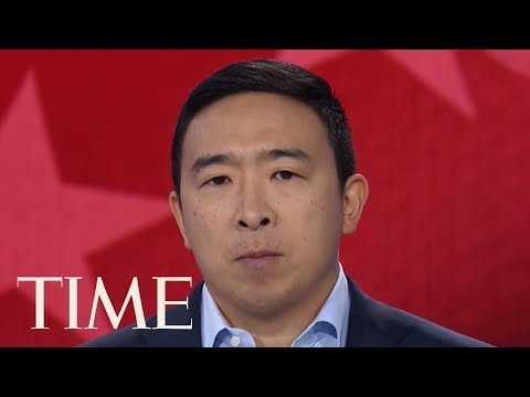 Amy Klobuchar And Andrew Yang Details Their Plans On Childcare And Paid Family Leave | TIME