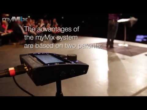 myMix in Houses of Worship
