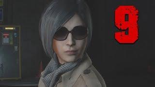 An Unexpected Savior - Resident Evil 2 Remake Full Walkthrough Part 9 (RE2 Leon)