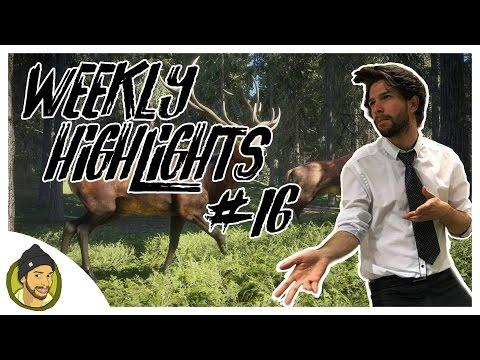 Volanie Prírody | Weekly Highlight #16