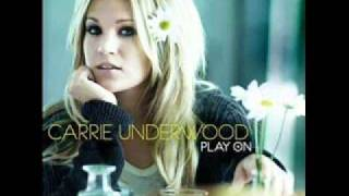 Carrie underwood- Someday when I stop Loving you
