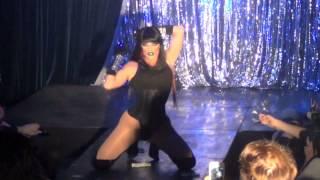 """Morgan McMichaels: """"Cish Cash"""" @ Showgirls!"""
