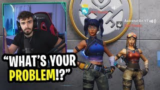 i confronted the kid griefing my customs after he ruined my best scrim yet... (it gets heated)