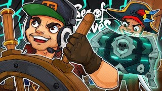 CRAZY Intense Athena Quest with Pirate Legend Summit! - Sea of Thieves!