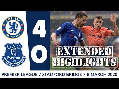 FC Chelsea Londra 4-0 FC Everton Liverpool