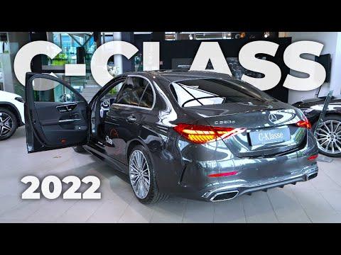 NEW Mercedes C-Class 2022
