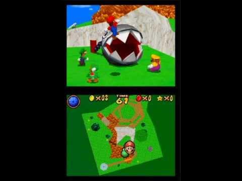 Gaming Mysteries: Super Mario 64 DS Beta (DS) - Yuriofwind - Video