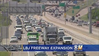 New Money Approved For LBJ East Expansion, Timing Still Issue