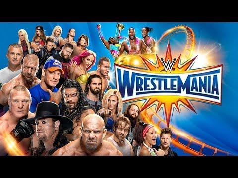 WWE WrestleMania (33) 2/04/2017 [BEST]