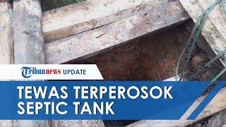 Kronologi 5 Warga Garut Terperosok Masuk Septic Tank, Tiga di Antaranya Meninggal Dunia di TKP