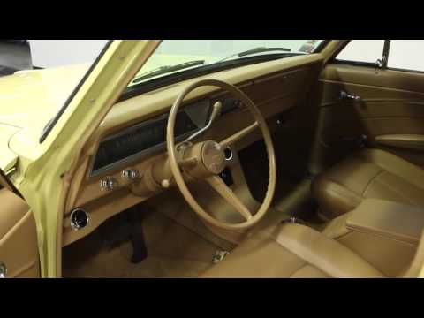 1967 Chevrolet Nova Chevy II Wagon for Sale - CC-835540
