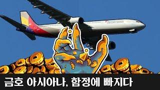 [시사점검] 금호아시아나 항공에 무슨일이?