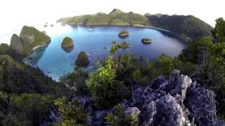 Croisière-plongée dans les Raja Ampat