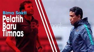 Bima Sakti Pelatih Baru Timnas Indonesia Gantikan Luis Milla