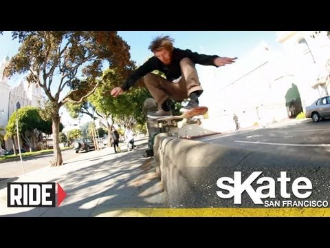 SKATE San Francisco with Ben Gore