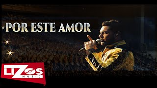 "BANDA MS ""EN VIVO"" - POR ESTE AMOR (VIDEO OFICIAL)"