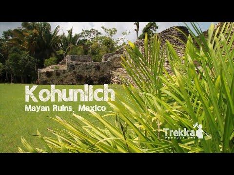 Kohunlich Mayan Ruins – Costa Maya, Mexico