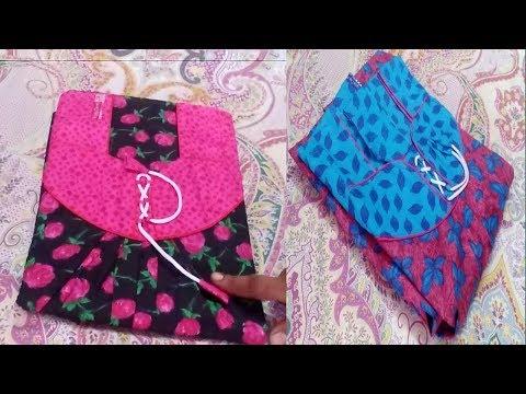 Womens night wear/Stylish Nighty/Cotton nighty/Design nighty/Thirumathi Raji