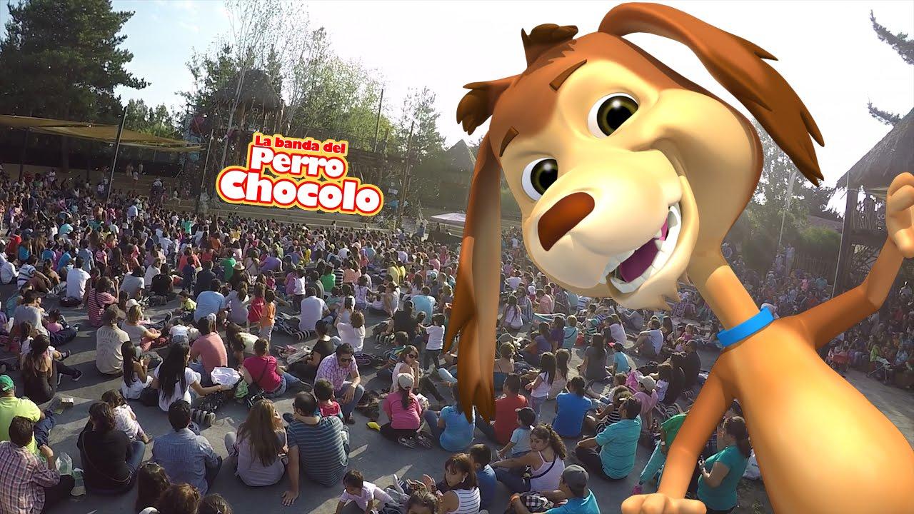 BANDA PERRO CHOCOLO EN VIVO