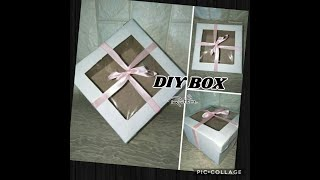 DIY BOX By Ruthie