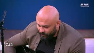 """تحميل و مشاهدة أحمد صلاح حسني يغني """" وادي حالي معاه """" من الحانه لمحمد حماقي مع منى الشاذلي MP3"""