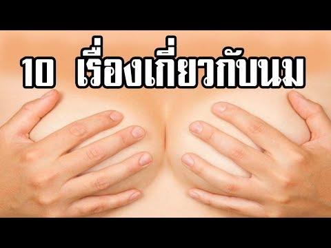 ผลกระทบหลังจากการเสริมเต้านม
