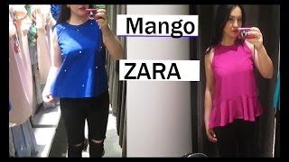 ШОППИНГ ВЛОГ # 6 Zara, Mango,Massimo Dutti,Oysho