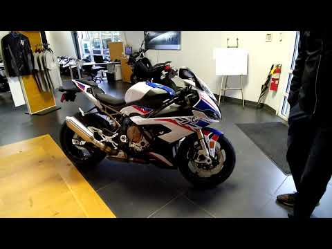 2021 BMW S 1000 RR in Louisville, Tennessee - Video 1