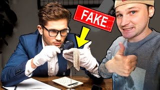 Even JEWELERS Can't Tell This $100 DIAMOND JEWELRY Is FAKE!!