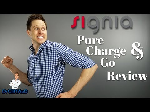 Signia Pure Charge & Go – All In-One-Hearing Aid | Hearing Aid Reviews