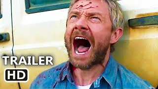 CARGO Official Trailer (2018) Martin Freeman Movie HD