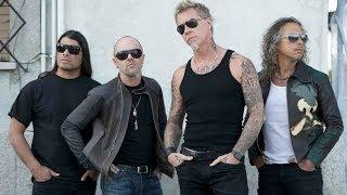 Metallica discussing Deep Purple's Made In Japan