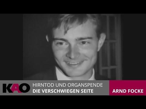 Hirntod und Organspende - Die verschwiegene Seite - Autor: Silvia Matthies