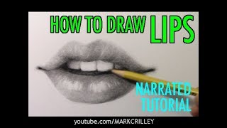 How To Draw Lips + CONTEST WINNERS ANNOUNCED!