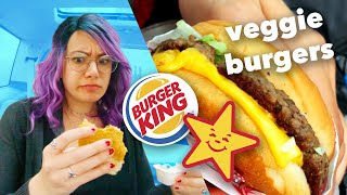 We Find The Best Drive-Thru Fake Meat Burgers