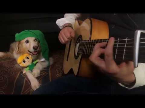The Legend of Zelda – Overworld Theme (Fingerstyle Guitar)