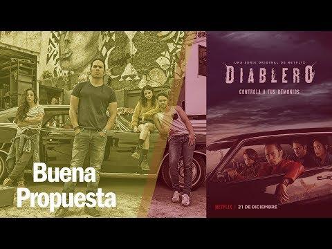 #CineMúsicaYAlgoMás | Hablemos de Diablero