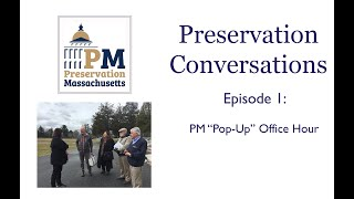"Introducing ""Preservation Conversations"""