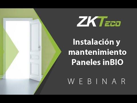 Webinar: Instalación y Mantenimiento InBio (21 Jul 2015)