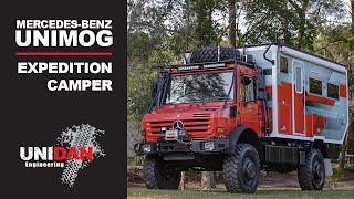 U5000 Expedition Vehicle Build