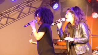 WOMAD 2015 Ibeyi Live