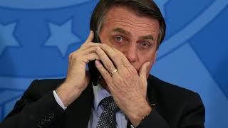 Áudio revela articulação de Bolsonaro para tirar Delegado Waldir da liderança do PSL na Câmara