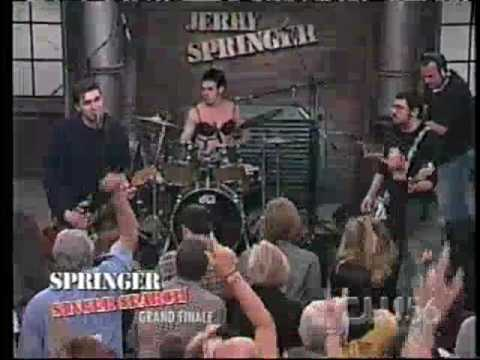 The Pity Whores On Jerry Springer