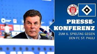 RELIVE: Die PK Vor Dem 6. Spieltag Gegen Den FC St. Pauli