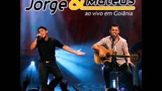 Jorge e Mateus -Cd novo-PRA TER O SEU AMOR
